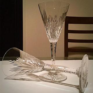 Baccarat - ☆極希少☆ オールド サンルイ ワイングラス ペア