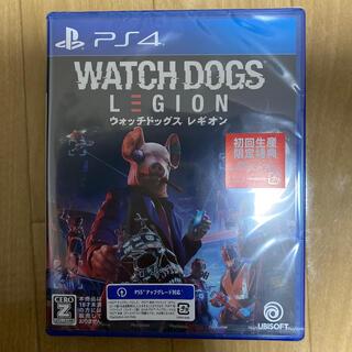 PlayStation4 - ウォッチドッグス レギオン PS4 新品未開封