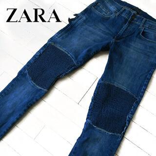 ZARA - 超美品 (EUR)38 ザラ ZARA メンズ スキニーデニムパンツ