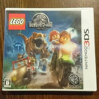 レゴ(Lego)のレゴ ジュラシック・ワールド 3DS(家庭用ゲームソフト)