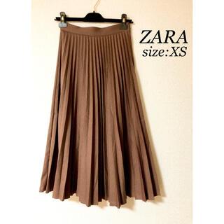 ZARA - ZARA★プリーツスカート、秋冬