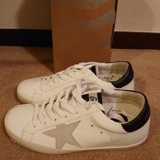 GOLDEN GOOSE - 新品 GOLDEN GOOSE スニーカー 36