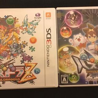 ニンテンドー3DS(ニンテンドー3DS)の3DSソフト パズドラ Z・神の章(家庭用ゲームソフト)