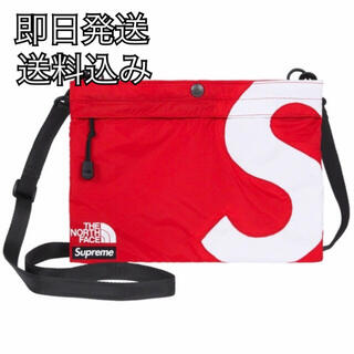 Supreme - supreme S Logo Shoulder Bag 赤