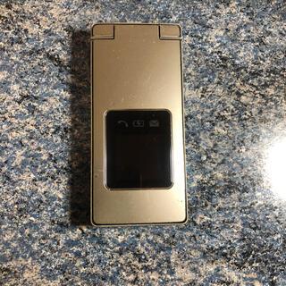 ソフトバンク(Softbank)のSoftBank かんたん携帯 505SH SHARP r31106(携帯電話本体)
