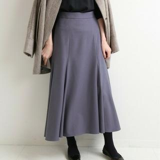 IENA - IENA◆マーメイドフレアデザインスカート  36