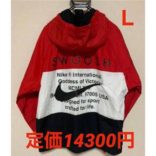 NIKE - 最終値下げ❗️ ナイキ スウッシュ ウーブン フーデットジャケット L 新品