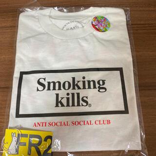 ⭐︎FR2×Anti Social Social Club Tシャツ⭐︎(Tシャツ/カットソー(半袖/袖なし))