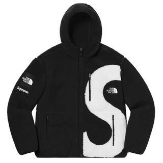 Supreme - Supreme S Logo Hooded Fleece Jacket