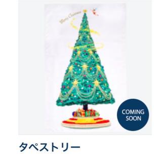 Disney - ディズニー タペストリー 2020 クリスマス