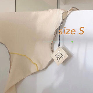 EDIT.FOR LULU - 新品BASERANGE♡トップスroku 6 mame Shinzone tan