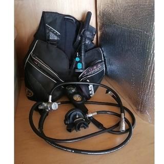 ツサ(TUSA)のダイビング重器材 TUSA BC &レギュレータ(マリン/スイミング)