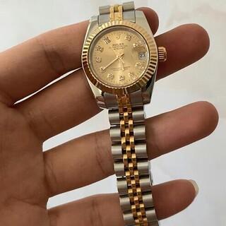 人気! ロレックス レディス 自動巻き 腕時計