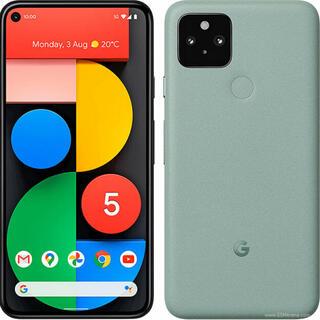 ANDROID - [新品未使用]Google Pixel 5 128GB(5G対応)SIMフリー