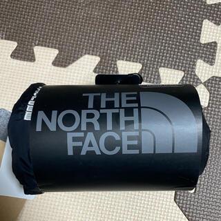 ザノースフェイス(THE NORTH FACE)のノースフェイス ヌプシマフラー ブラック 新品未使用 thenorthface(マフラー)