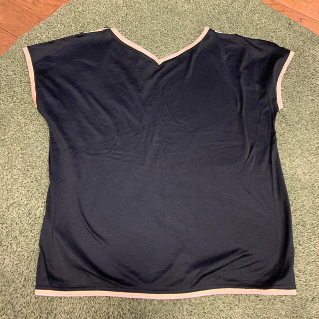 LEONARD(レオナール)のLEONARD セットアップ レディースのトップス(カットソー(半袖/袖なし))の商品写真