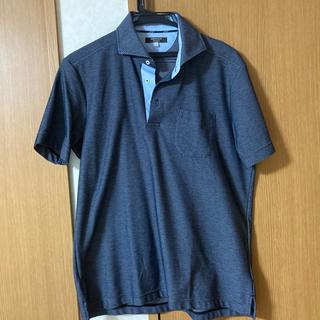オリヒカ(ORIHICA)の【新品】ORIHICA ワイドカラー半袖 ビスポロシャツ(ポロシャツ)