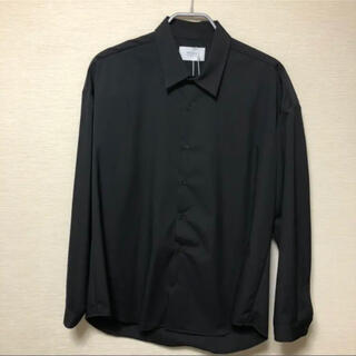 STUDIOUS - 【新品未使用】STUDIOUS ウールオーバーサイズシャツ