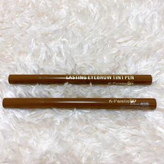 K-Palette - ケーパレット ラスティングアイブロウ ティントペン