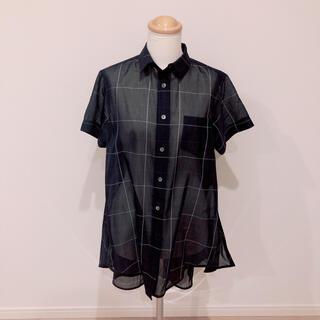 サカイ(sacai)の【美品】sacai シャツ(Tシャツ/カットソー(半袖/袖なし))
