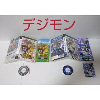PlayStation Portable - ≪人気原作PSP≫デジモンアドベンチャー & デジモンワールド リ:デジタイズ