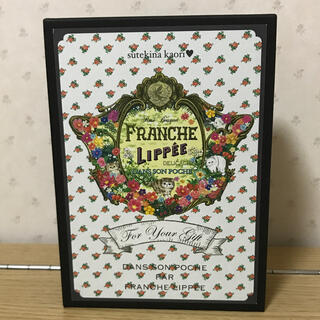 フランシュリッペ(franche lippee)のフランシュリッペ ボックス ノベルティ(その他)