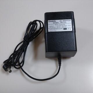 カシオ(CASIO)のCASIO ACアダプター AD-5JL 1022(変圧器/アダプター)