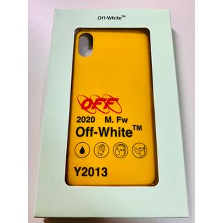 OFF-WHITE - Off-White オフホワイト iPhone X XS ケース カバー