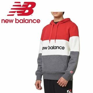ニューバランス(New Balance)のnew balance メンズパーカー MT93545-REP S(USA)(パーカー)