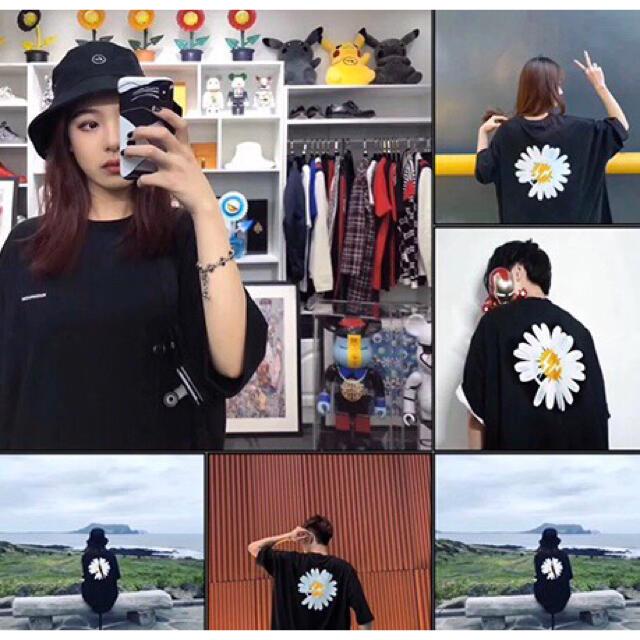 新品未使用 Tシャツ 韓国 男女兼用 G-DRAGONジードラゴン メンズのトップス(Tシャツ/カットソー(半袖/袖なし))の商品写真