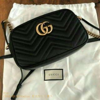 GIVENCHY - GG Marmontショルダ♤-バッグ