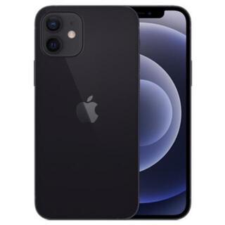 iPhone - 新品 SIMフリー iPhone12 ブラック