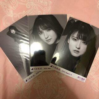 乃木坂46 - 乃木坂46 生写真 早川聖来 モノクローム