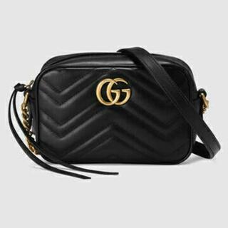 Gucci - 新品同様品 グッチ G Gマーモント ショルダースモールサイズ
