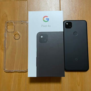 ANDROID - Softbank Pixel4a