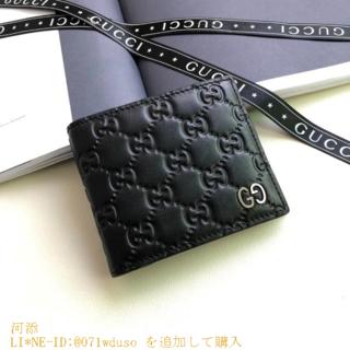 miumiu - グッ.チ 美品◔  ☆→財布 GG