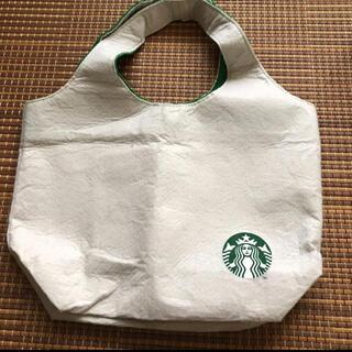 スターバックスコーヒー(Starbucks Coffee)のStarbucksトートバッグ‼️(トートバッグ)