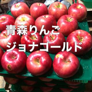 青森りんご ジョナゴールド 家庭用 5キロ(フルーツ)