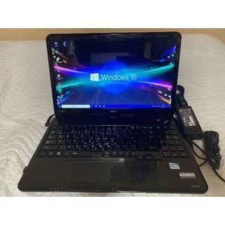 エヌイーシー(NEC)のアクセラくん専用ページLS150B/SSD128GB(ノートPC)