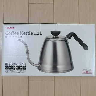 ハリオ コーヒーケトル 1.2L 日本製