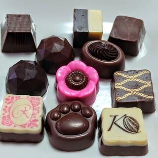 芥川製菓チョコレート