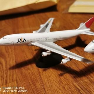 レア ウイングコレクション 747 JA8155  JA8907 2機セット(航空機)