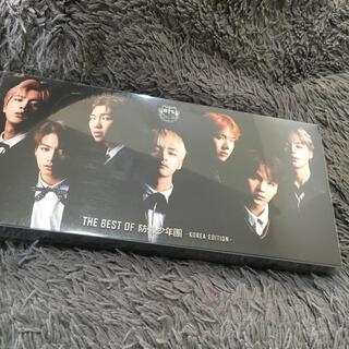 防弾少年団(BTS) - BTS THE BEST OF 防弾少年団 ~KOREA EDITION~