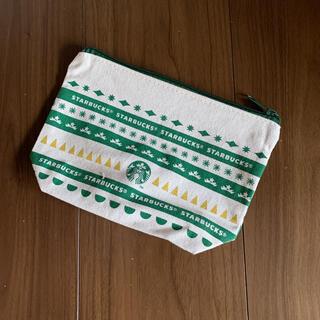 Starbucks Coffee - starbucks スターバックス シュトーレン ポーチのみ ホリデー スタバ