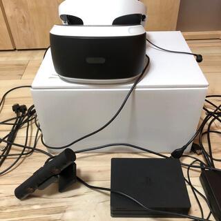 プレイステーションヴィーアール(PlayStation VR)のPSVR  CUH-ZVR2 中古(家庭用ゲーム機本体)