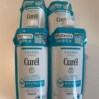 キュレル(Curel)のキュレル ボディウォッシュ つめかえ用(340ml)(ボディソープ/石鹸)