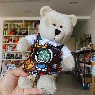 Starbucks Coffee - ラスト スターバックス 香港 限定  babymilo コラボ べアリスタ