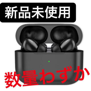 数量限定!!Black pods pro ブラック ポッズ