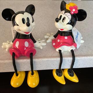 Disney - ディズニー フィギュア2P