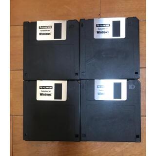 フジフイルム(富士フイルム)のフロッピーディスク使用済×16枚(その他)